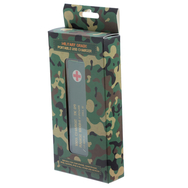 USB-power bank 2000 mAh / avaimenperä, Camo