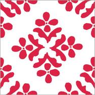 Kaakelitarra, Naxos Punainen (6kpl)