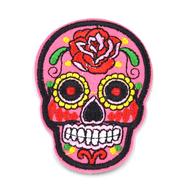 Tygmärke, Sugar Skull rosa